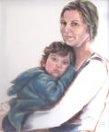 Virginia & baby